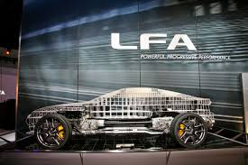 lexus lfa modified la 2009 lexus lfa wireframe cutaway photo gallery autoblog