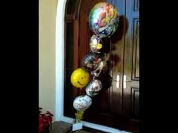 singing balloon delivery www palmbeachballoons singing balloons cookie delivery