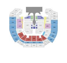 Frontier Seat Map Perth Arena Queen Adam Lambert