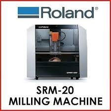 Roland Milling Machine Usina Fablab Collection On Ebay