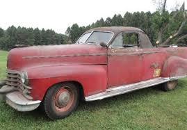 cadillac car truck 1948 cadillac genuine article