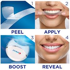 Best Way To Whiten Teeth At Home Amazon Com Crest 3d White Whitestrips With Light Teeth