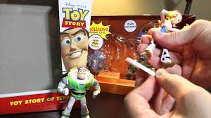 toy story terror mattel video toy review combat carl glow