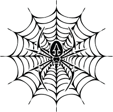 Spider Web Coloring Pages World Of Craft Web Coloring Pages