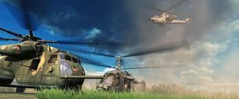 heliborne u2013 helicopter combat game
