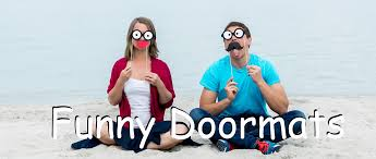 Humorous Doormats Funny Doormats The Personalized Doormats Company