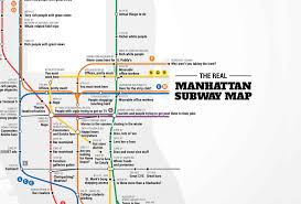 2nd Ave Subway Map by Manhatan Subway Map My Blog