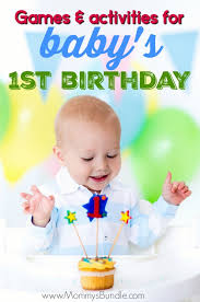 baby s 1st birthday the best party for baby s birthday s bundle