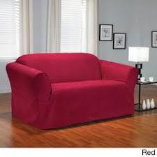 sofa hussen stretch tiffy stretch sofahusse bordeauxrot hussen für sofa 3 sitzer