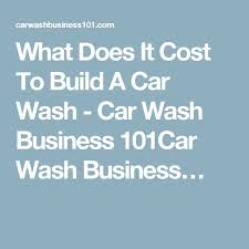 write my research paper steam car wash business plan semiotic