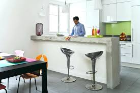bar comptoir cuisine bar comptoir cuisine superbe fabriquer un comptoir de cuisine en bar
