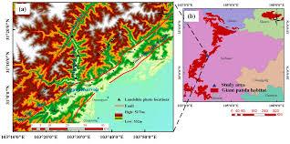 Pandas Map Remote Sensing Free Full Text Large Area Landslides Monitoring
