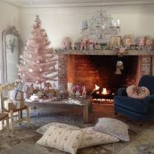 Shabby Chic Christmas Tree by 1070 Best A Very Shabby Christmas Images On Pinterest Shabby