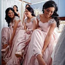soft pink bridesmaid dresses discount bridesmaid dresses soft pink lace 2017 soft pink lace