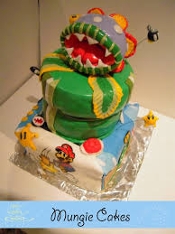 mario cake packun flower cake walyou