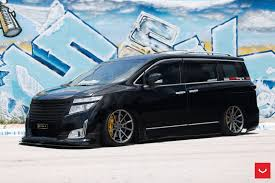 nissan quest rear nissan quest on vossen vfs 1 vossen wheels
