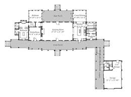 southern living floor plans idea house at fontanel southern living house plans