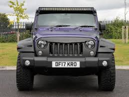 xtreme purple jeep used 2017 jeep wrangler 2 8 crd night eagle 4dr for sale in