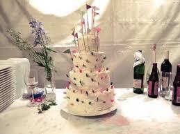 guirlande fanion mariage decoration de mariage avec fanions