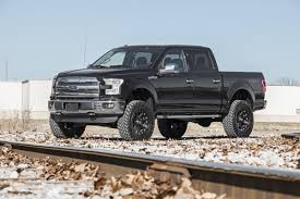 How Much Is A New F150 6 Inch Suspension Lift Kit For 2015 2018 Ford F 150 Pickup 557 22