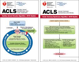aha acls pocket reference card set 2 pack 2015 u2013 aphe store