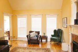 Curtain From Ceiling How To Hang Curtain Rods On Windows With Decorative Molding