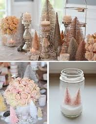 Winter Party Decor - decorative tulle perfect for a winter wonderland theme this