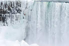 frozen niagara falls gadd historic climb