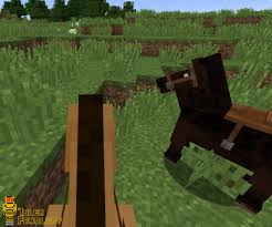 how to ride a horse in minecraft 5 steps with pictures