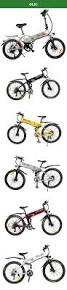 This Folding E Bike Wants by Olic 20 Inch 6 Speeds Folding Ebike And 26 Inch 21 Speeds Folding