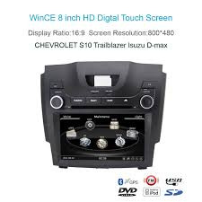 amazon com touch screen car dvd gps player for chevrolet s10