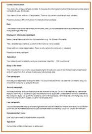 letter of recommendation examples and writing tips