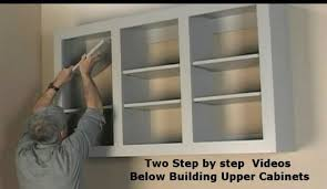 How To Make A Wood Shelving Unit by How To Build A Cabinet 15 Steps With Pictures Wikihow