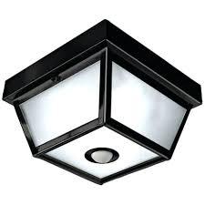Ceiling Motion Sensor Light Awesome Outdoor Motion Sensor Light Outdoor Sensor Light Led