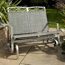 Patio Glider Bench How To Repair A Patio Glider Swing U2014 The Homy Design