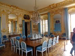 versailles dining room tour the dining room of the palace of versailles travel france