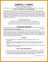 Resume Examples For Sales Manager 6 Retail Cv Templates Manager Resume Retail Management Resume