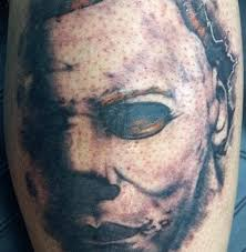 michael myers area 51 tattoo