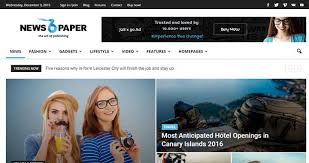 newspaper theme html5 30 best html5 wordpress themes of 2017 wpdean