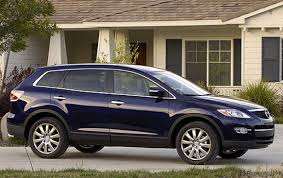 2007 mazda cx 9 information and photos zombiedrive