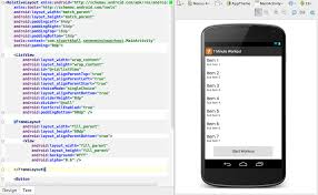 android layout android development tips for ios devs