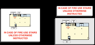 evacdisplays new york city building evacuation maps elevator