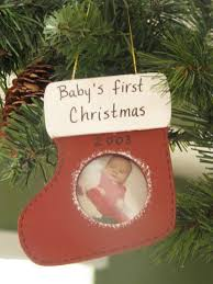 best 25 diy baby 1st christmas ornament ideas on pinterest
