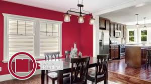 dining room paint colors with chair rail for dining room color