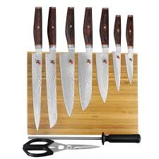 japanese kitchen knives set miyabi artisan 10 pc knife block set