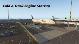x plane 11 boeing 747 400 triebwerke im cold u0026 dark modus