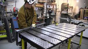 Strong Hand Welding Table Quick Finish Welding Using The Buildpro Welding Table Part 2 Of 3