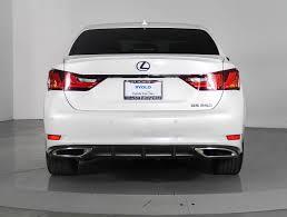 lexus gs350 f sport tires used 2013 lexus gs 350 f sport sedan for sale in west palm fl