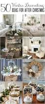 christmas home decorations pinterest 790 best decor winter images on pinterest christmas decor