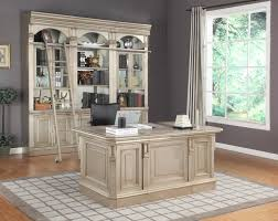 Double Pedestal Desk With Hutch by Parker House Allure Double Pedestal Executive Desk Ph All 480 3 At